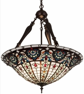Meyda Tiffany 187566 Bella Tiffany Ceiling Light Pendant