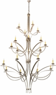 Meyda Tiffany 188749 Corfe Contemporary Champagne Toast Lighting Chandelier