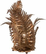 Meyda Tiffany 190825 Fern Country Rust Exterior Accent Table Lamp