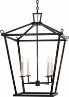Meyda Tiffany 193479 Kitzi Tapered Bronze Foyer Lighting Fixture