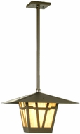 Meyda Tiffany 23728 Yosemite Craftsman Timeless Bronze / Ba Hanging Light
