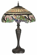 Meyda Tiffany 99725 Handel Grapevine Tiffany 28  Tall Table Lamp