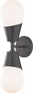 Mitzi H101102-OB Cora Contemporary Old Bronze Light Sconce