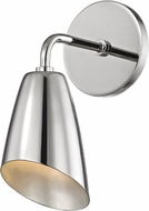Mitzi H115101-PN Kai Modern Polished Nickel LED Lighting Wall Sconce