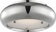 Mitzi H123501-PN Keira Contemporary Polished Nickel LED Overhead Lighting Fixture