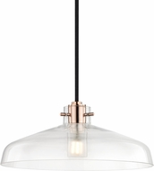 Mitzi H128701A-POC Nemo Contemporary Polished Copper LED Pendant Lighting