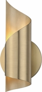 Mitzi H161101-AGB Evie Contemporary Aged Brass LED Lighting Wall Sconce