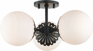 Mitzi H193603-OB Paige Contemporary Old Bronze Ceiling Light