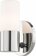 Mitzi H196101-PN Lola Contemporary Polished Nickel LED Wall Lamp