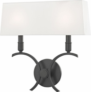 Mitzi H212102L-OB Gwen Modern Old Bronze 14.5  Wall Lighting Sconce