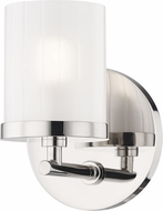 Mitzi H239301-PN Ryan Contemporary Polished Nickel Xenon Wall Sconce Lighting