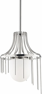 Mitzi H266701S-PN Kylie Contemporary Polished Nickel Mini Pendant Lighting