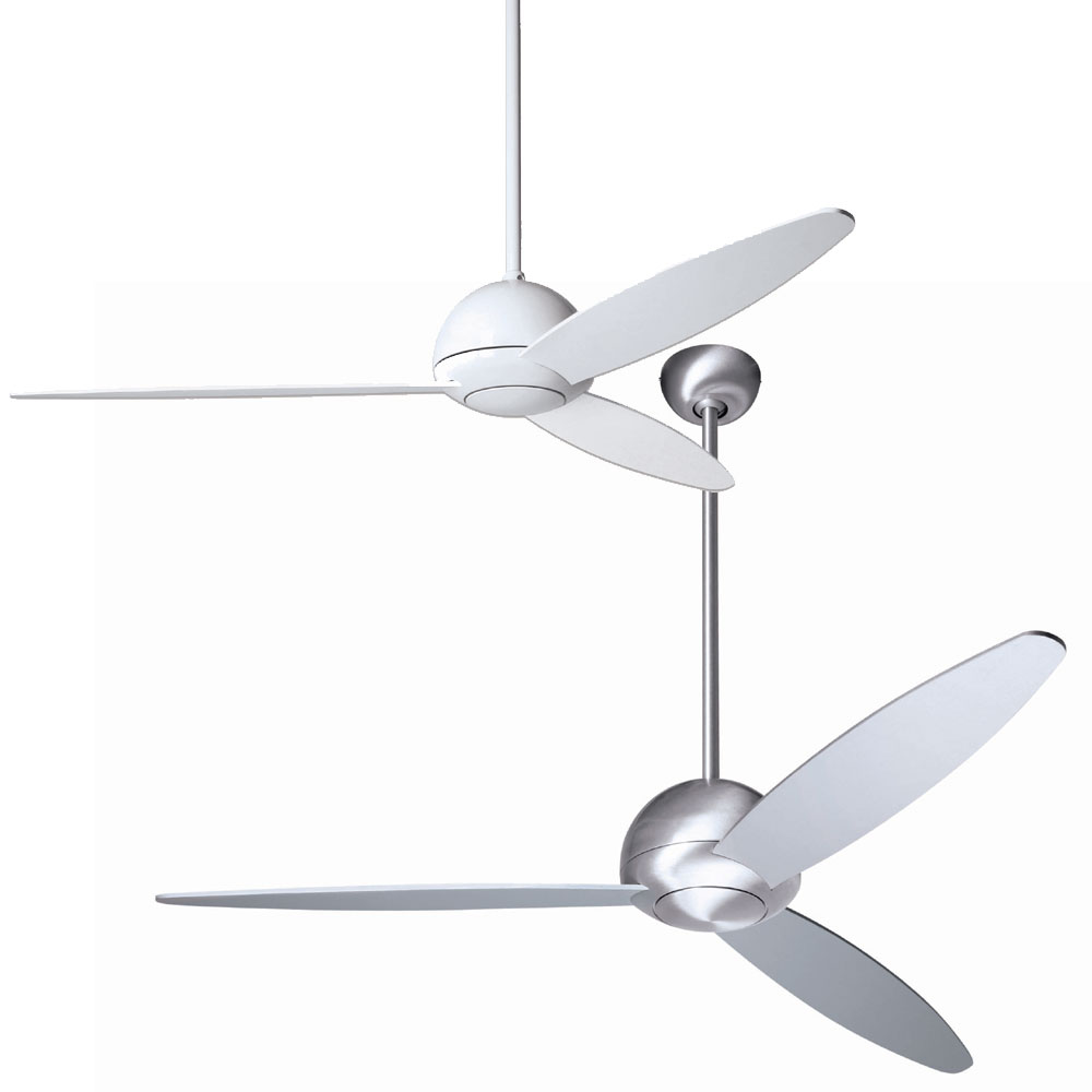 Modern Ceiling Fan Company: Modern Fan Company Plum Contemporary Ceiling Fan