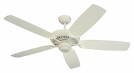 Monte Carlo Fans 5CO52WH Colony White 52 Inch Wide Home Ceiling Fan