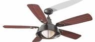 Monte Carlo Fans 5MB52OND Morton Oil Can Halogen 52  Indoor Fan