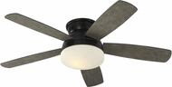 Monte Carlo Fans 5TV52AGPD Traverse Aged Pewter 52  Ceiling Fan