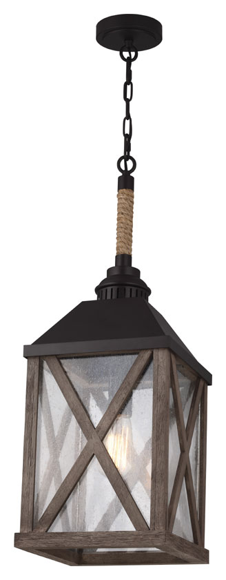 feiss country dark weathered oak oil rubbed bronze loading zoom