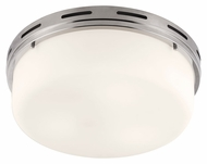 Feiss FM384PN Manning Polished Nickel Finish 5.375  Tall Ceiling Light