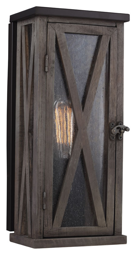 Murray Feiss Outdoor Lighting Feiss ol17005dwo orb lumiere rustic dark weathered oak oil rubbed feiss ol17005dwo orb lumiere rustic dark weathered oak oil rubbed bronze finish 65nbsp loading zoom workwithnaturefo