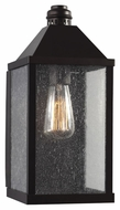 Feiss OL18013ORB Lumiere' Traditional Oil Rubbed Bronze Finish 14  Tall Exterior Wall Lighting Sconce
