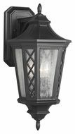 Feiss OL9502TXB Wembley Park Traditional Textured Black Finish 10.875 Wide Outdoor Wall Sconce
