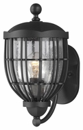 Feiss OL9801TXB River North Traditional Textured Black Finish 13.375 Tall Exterior Light Sconce