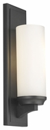 Feiss WB1723ORB Amalia Oil Rubbed Bronze Finish 16 Tall Lighting Wall Sconce