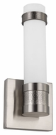 Feiss WB1729BS Amari Brushed Steel Finish 5.25 Wide Wall Lamp
