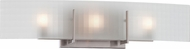 Nuvo 60-5187 Yogi Contemporary Brushed Nickel Halogen 24  Bath Lighting
