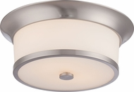 Nuvo 60-5460 Mobili Brushed Nickel Ceiling Lighting Fixture