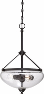 Nuvo 60-5547 Laurel Sudbury Bronze Hanging Pendant Light