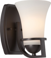 Nuvo 60-5581 Neval Sudbury Bronze Wall Sconce Lighting