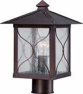Nuvo 60-5615 Vega Classic Bronze Post Lighting