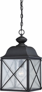 Nuvo 60-5624 Wingate Textured Black Ceiling Pendant Light