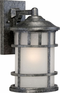 Nuvo 60-5632 Manor Aged Silver 8 Wall Light Sconce