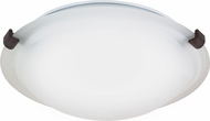 Nuvo 62-1002 Old Bronze LED Flush Ceiling Light Fixture