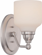 Nuvo 62-386 Kirk Polished Nickel LED Wall Sconce Lighting