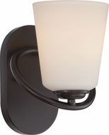 Nuvo 62-416 Dylan Mahogany Bronze LED Wall Sconce