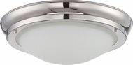 Nuvo 62-516 Poke Polished Nickel LED Home Ceiling Lighting