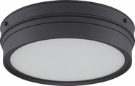 Nuvo 62-522 Ben Aged Bronze LED Ceiling Light Fixture