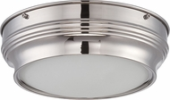Nuvo 62-533 Lark Polished Nickel LED Home Ceiling Lighting