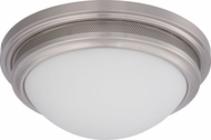 Nuvo 62-534 Corry Polished Nickel LED Overhead Light Fixture