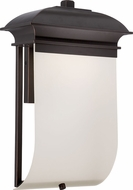 Nuvo 62-624 Foster Contemporary Mahogany Bronze LED Wall Lighting Fixture