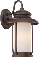 Nuvo 62-631 Bethany Mahogany Bronze LED Wall Lamp