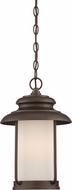 Nuvo 62-635 Bethany Mahogany Bronze LED Pendant Lighting