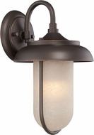 Nuvo 62-671 Tulsa Mahogany Bronze LED 8.25  Sconce Lighting
