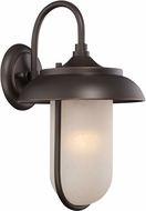 Nuvo 62-672 Tulsa Mahogany Bronze LED 10  Light Sconce