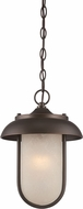 Nuvo 62-675 Tulsa Mahogany Bronze LED Pendant Light