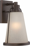 Nuvo 62-681 Tolland Mahogany Bronze LED 7.5  Lighting Sconce