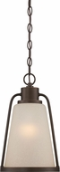 Nuvo 62-685 Tolland Mahogany Bronze LED Lighting Pendant